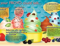 Sweet Savannah's FROYO - If Your Froyo Could Talk