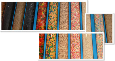 Sweet Savannah's Toppings Collage