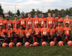 Lyndon Lightning Senior Football Team